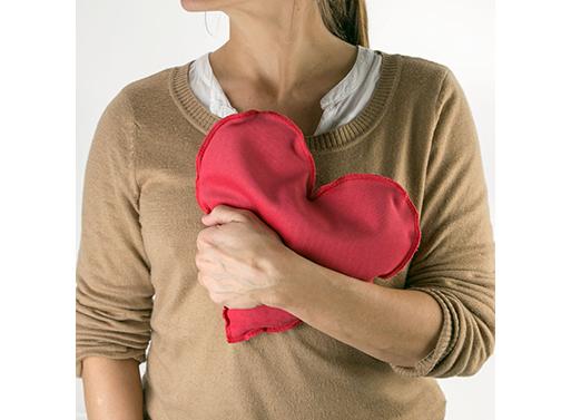 Heartwarmer Cushion