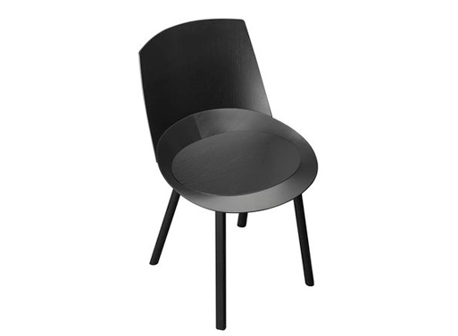 Houdini Chair Black