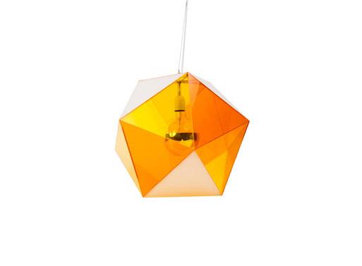 Icosahedron Pendant