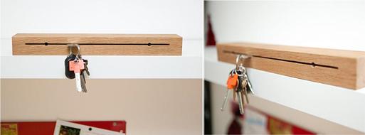 Slit Keyholder