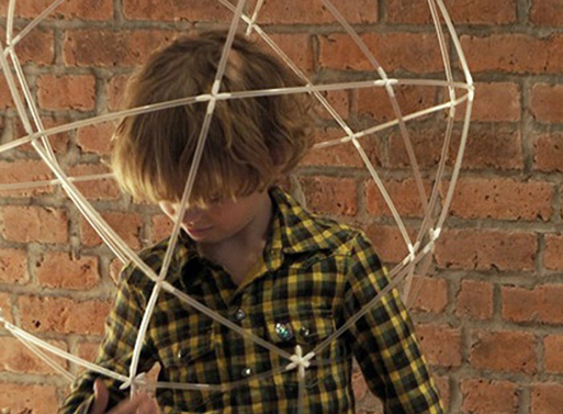 Jix Straw Sculpture Connector 3d Decorative Better