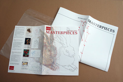 Masterpieces Pattern Sheet