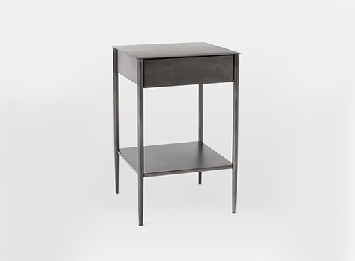 Metalwork Nightstand