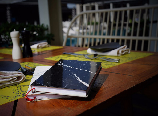 Mikol Marble Notebook