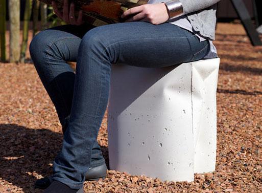 bag stool