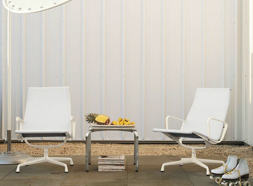 Outdoor Eames Aluminum Group