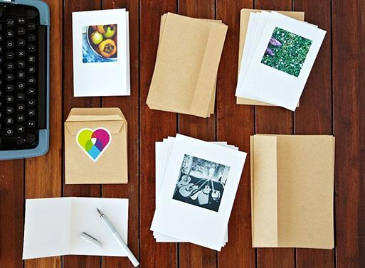 Printsagram Greeting Cards