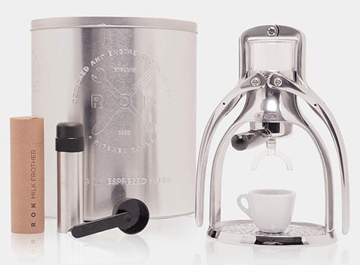 Rok Hand-powered Espresso Maker