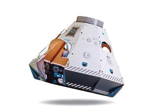 Space Pod Playhouse