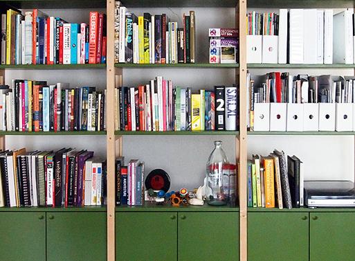 SR Bookcase 4