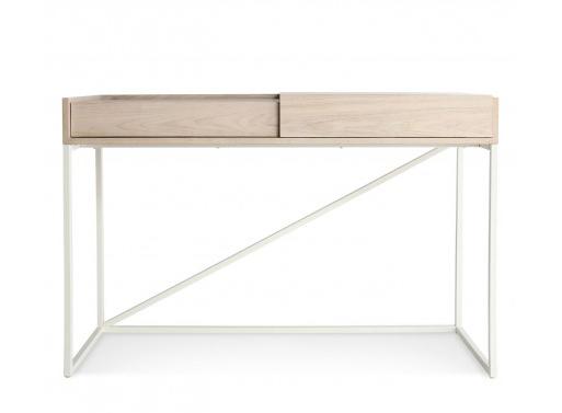 Swish Console Desk Desk Work Better Living Through Design