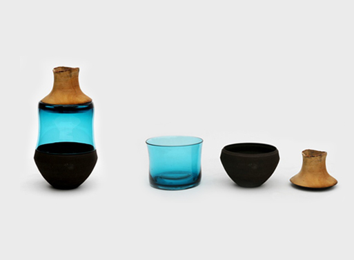 Stacking Vessels piadesign