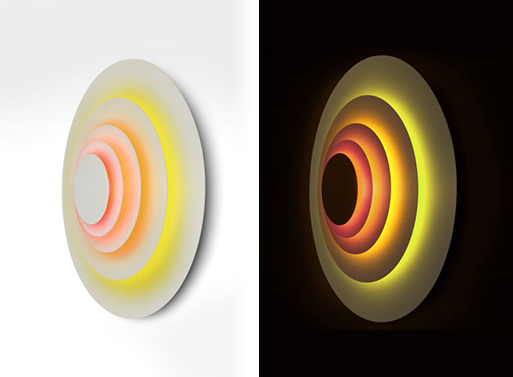 Marset Concentric Corona Wall Light