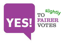 Yes to slightly fairer votes