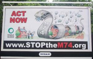 M74 monster