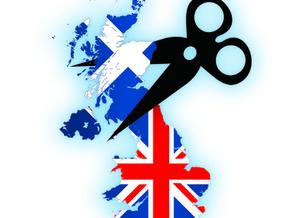 scotland scissors