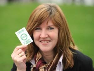 Alison Johnstone MSP.