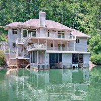 Which is the Lake Home of Your Dreams?