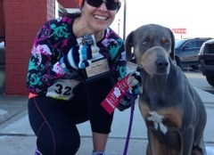 The 10th Annual Chase Race and Paws: Dog Gone Fast!