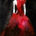 Inspired by Alexander McQueen at the Met