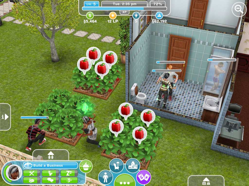sims freeplay online to play