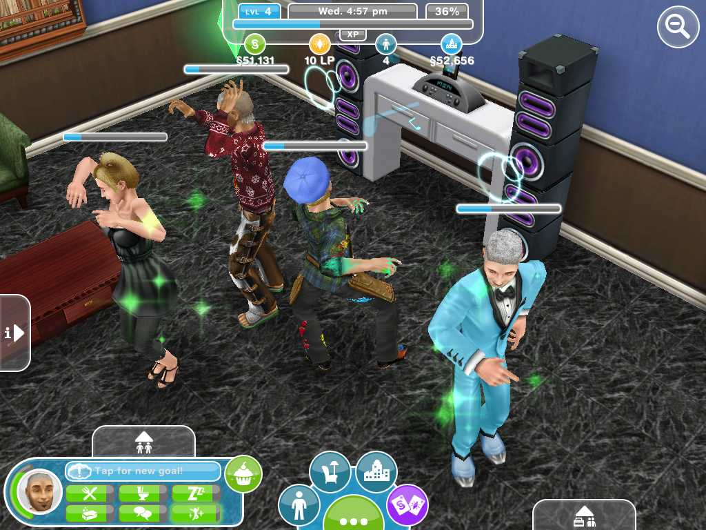What's after dating on sims freeplay