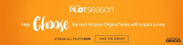 Amazon's Pilot Season