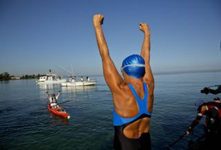Find a Way: How Diana Nyad Took on the Ocean and Won
