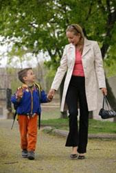 Child's Walk