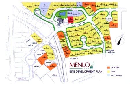 menlo park, bf homes paranaque city, philippines