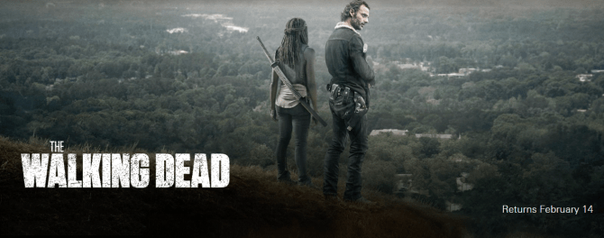 the walking dead 6x09 mid season premiere quot no way out