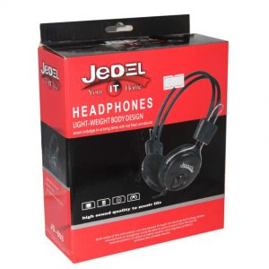 Jedel Light Weight Headphone JD-808