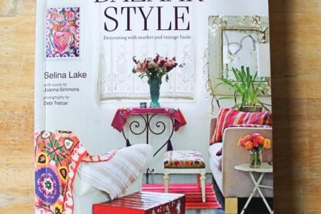 bazaar style book