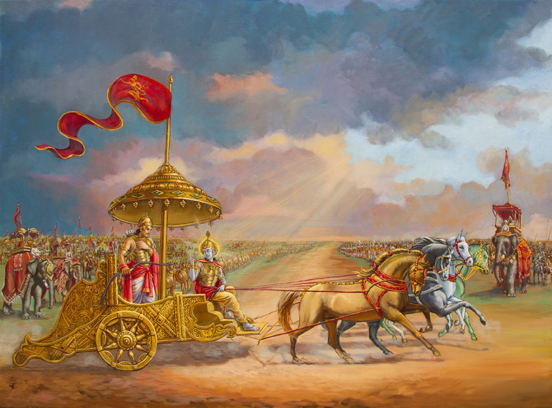 bhagavad gita Read the bhagavad gita online with profound and easy-to-understand commentary by swami mukundananda unravel the philosophy of life and the spiritual essence of the.