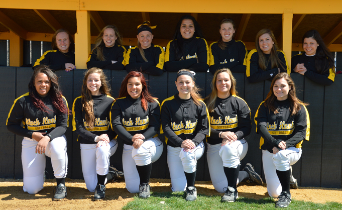 2014 Braves Softball