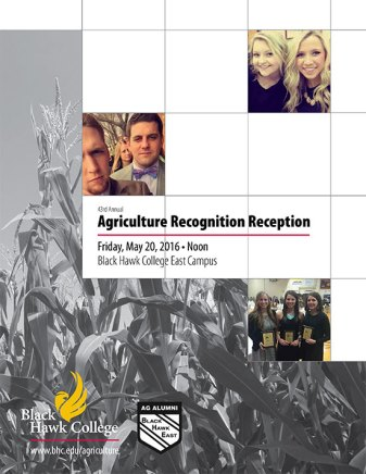 BHC Ag Reception Program 2016