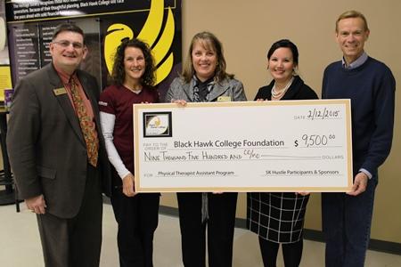 BHC Foundation 5K Hustle donation 2-2015 (web)
