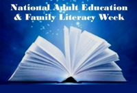 Adult Ed/Family Literacy Week