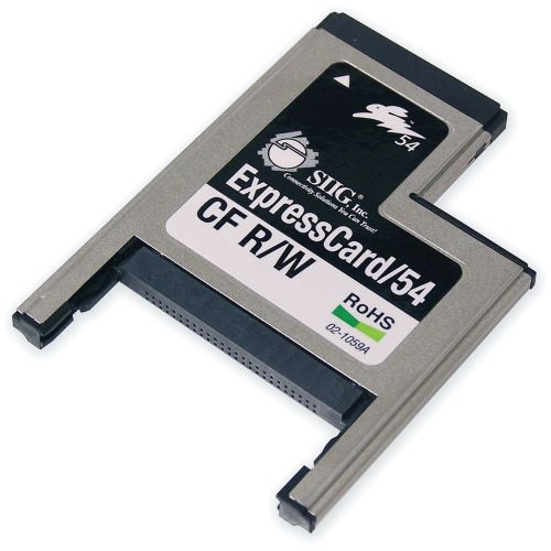Medium Of Compact Flash Card Reader
