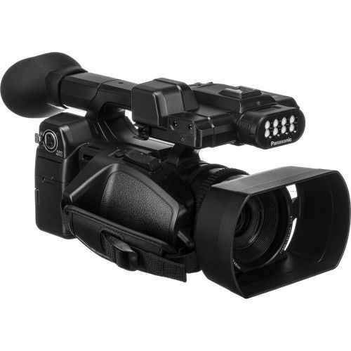 Medium Crop Of Panasonic Video Camera