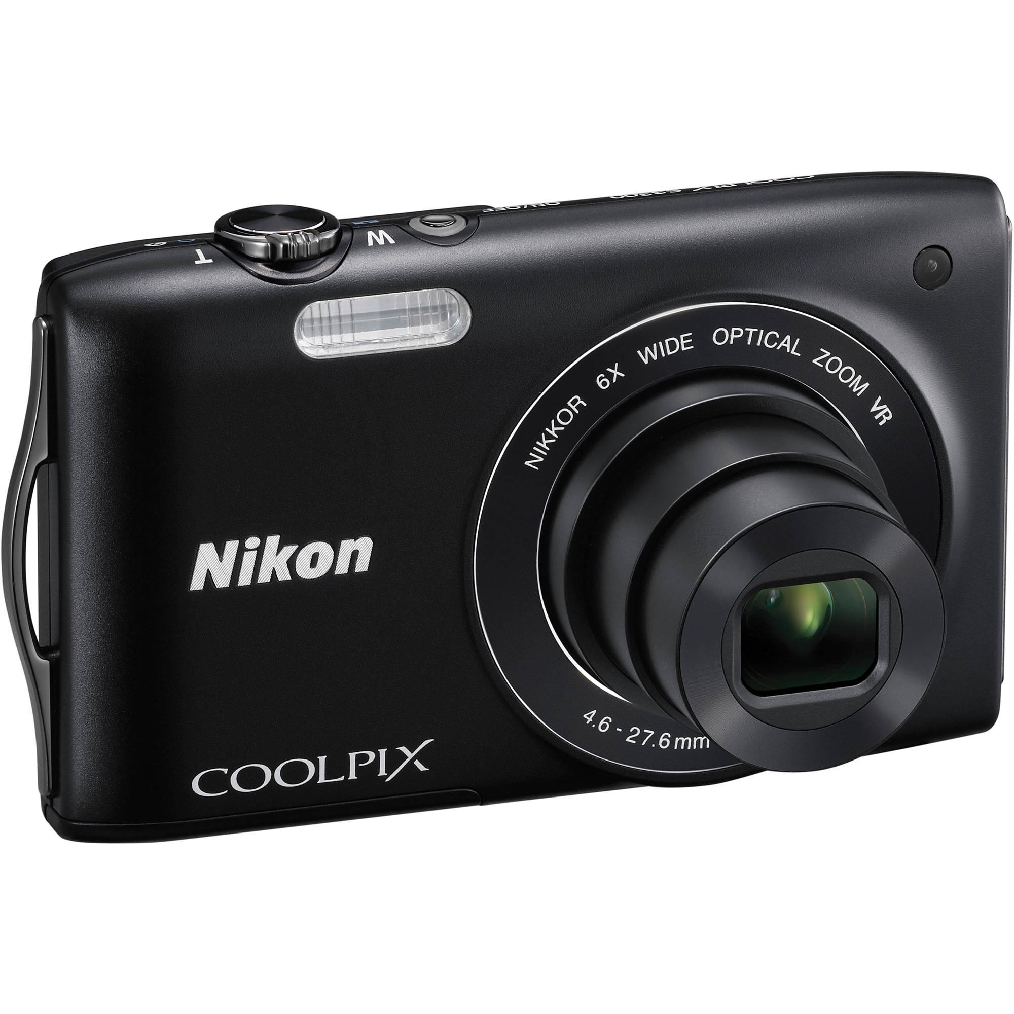 Fullsize Of Nikon Coolpix S33