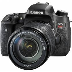 Small Crop Of Canon Rebel T5 Vs T5i
