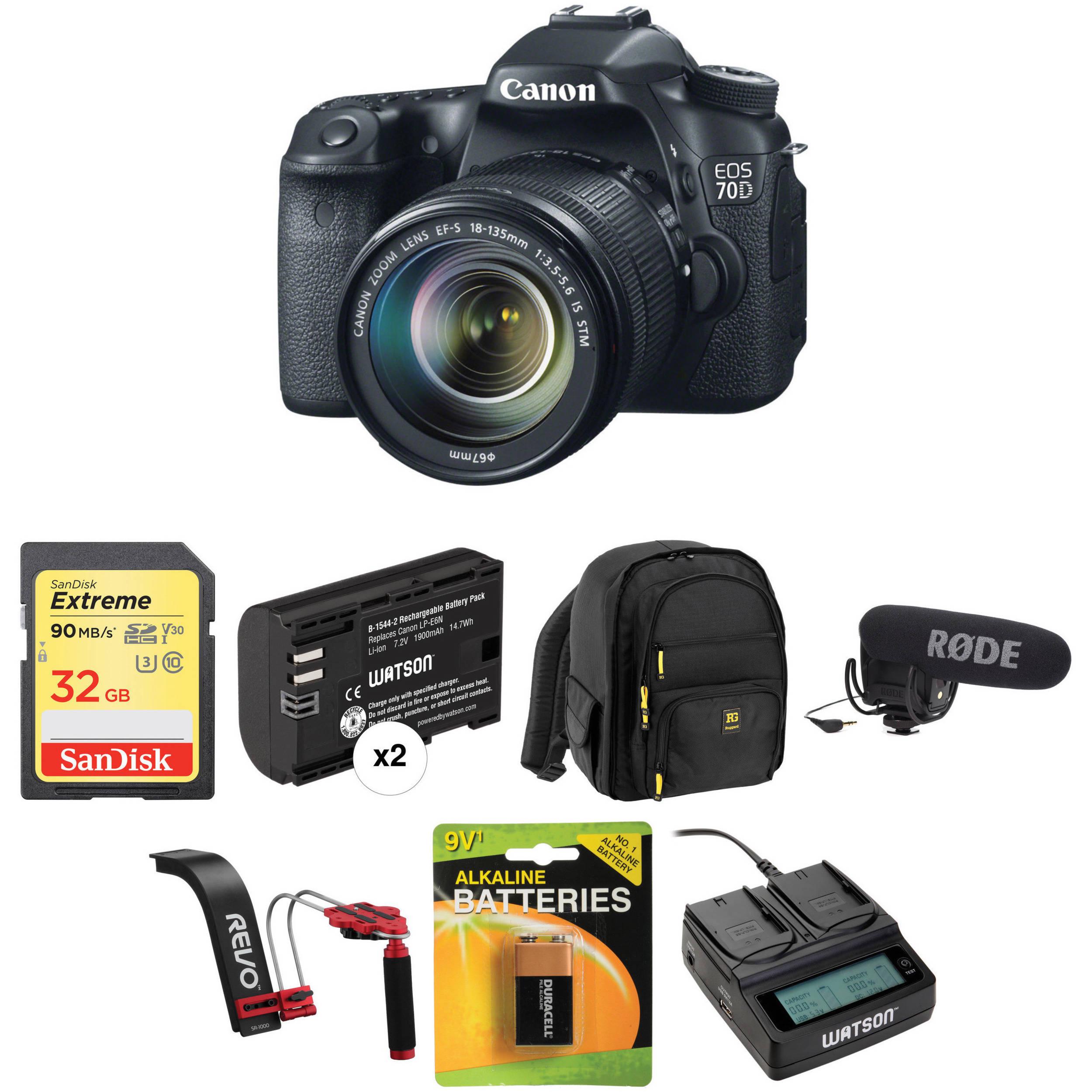 Fullsize Of Canon 70d Used