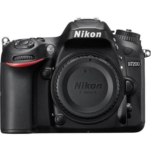 Medium Of Nikon D7200 Refurbished