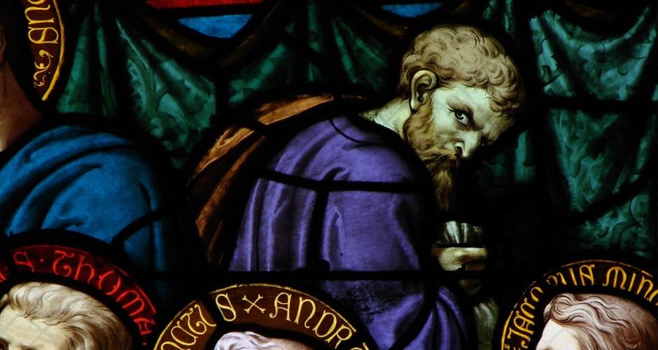 Judas the Scapegoat