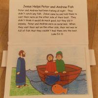 Peter Lesson Plans