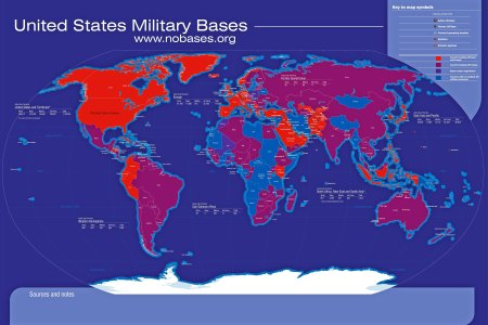 map of all us military bases
