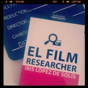 El film researcher
