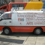 Los Bibliomóviles de Chile