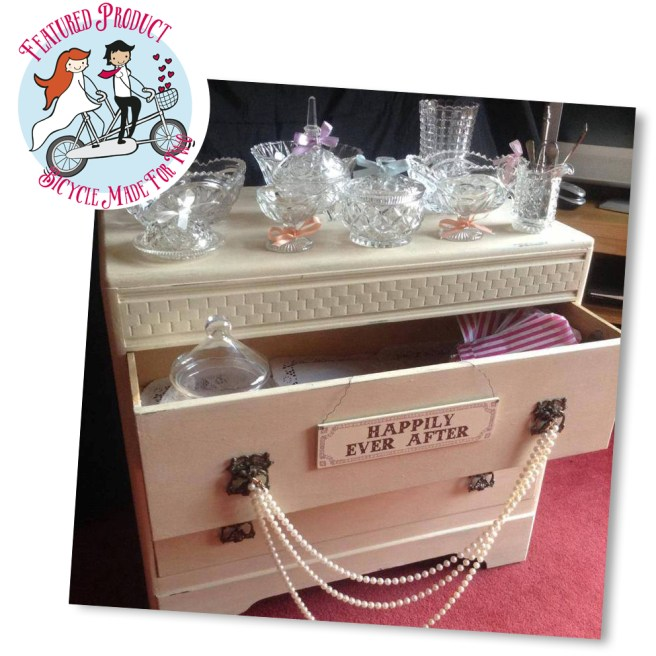 TLC Candy Cart Featured Product Sweet Chest